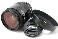 Nikon AF Nikkor 28-85mm F3.5-4.5 Wide-Tele Zoom Lens f/s from japan #92