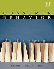 Consumer Behavior by Blackwell, Roger D., Miniard, Paul W., Engel, James F.