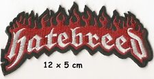 Hatebreed -  logo patch - FREE SHIPPING !!!