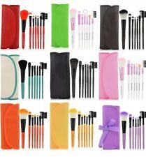Kosmetikpinsel 7 tlg Pinsel Set Make-up for you Brush mit kosmetik Tasche