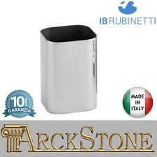Porte brosse à dents soutien ABS chrome IB Rubinetti Taaac