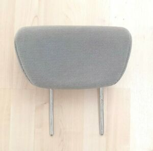 Kia Sedona mk2 (mk3) 06-14 2nd row Headrest light grey fabric LS model