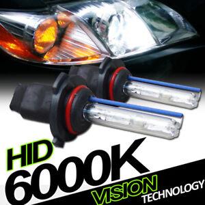 6000K Hid Xenon 9005/Hb3 High Beam Headlights Headlamps Bulbs Conversion Kit Vc3