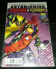 Astonishing spiderman & wolverine #1