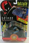 Batman The Animated Series Batcycle With Turbo Motorized Power Wheelie Action!
