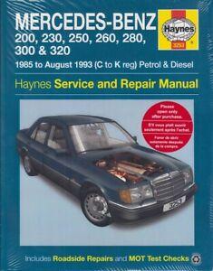 Service Repair Manuals For Mercedes Benz 300sdl For Sale Ebay