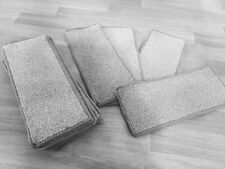 14 X Light Grey Stair Treads Carpet step cover staircase
