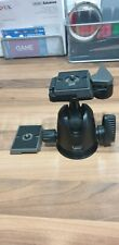 Manfrotto 486 RC2 Compact Ball Tripod Head with 2 Quick Release Plates