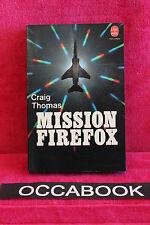 Mission firefox - THOMAS CRAIG