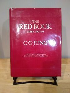 The Red Book Liber Novus C.G. Jung First Edition Hardcover 3rd Printing