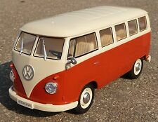 RC VW Bus T1 CLASSIC 1962 mit LICHT 1:16 Länge 26cm Ferngesteuert 2,4GHz  400120