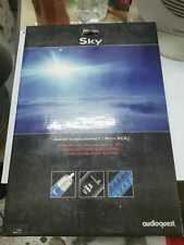 DEMO AudioQuest Sky RCA Interconnect Cable (2.0M)