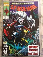 Spider-Man 10 Printing error Todd McFarlane Upside down pages Nm