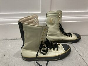 converse all star high tops leather