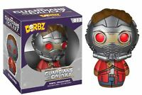 Funko DORBZ Guardians Of The Galaxy Star-Lord Vinyl Action Figure #013 NEW