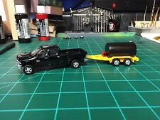 S Scale 1/64 Fuel Trailer KIT for farm or industry 1:64