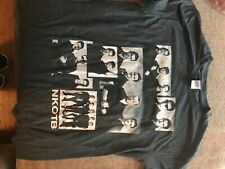 New Kids on the Block Mens t shirt vintage Band Large