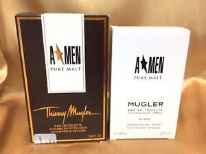 Thierry Mugler AMen Pure MALT EDT 100ml./3.4oz. New in Box! (2014 & 2015)