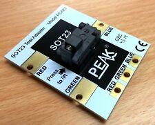 SOT23 prova Adattatore picco PCA23 Sot 23 SOT-23 Adattatore Component PRIME 127