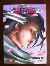 BLEACH - CAPITULOS 96 A 109 - 3 DVD  (NUMEROS24,25 & 26) - BOX SET - SPANISH ED