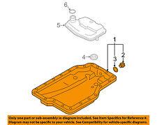 MAZDA OEM 99-03 Protege-Transmission Pan FN112151XB