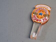 NEW CASTLE BROWN ALE BEER TAP HANDLE draft beer pull system Advertisement