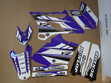 FLU DESIGNS YAMAHA PRO TEAM SERIES PTS3 GRAPHICS YAMAHA YZ85  2015  2016 2017