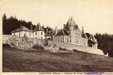 Carte AZOLETTE Château du Cros