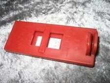 BRADY 65392 Wall Switch Lockout Device Wandschalter Verriegelung klein rot