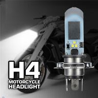 H4 6 LED Hi-Lo Beam Bulb Auto Car Motorbike Headlight 410LM/270LM Light DC10-30V