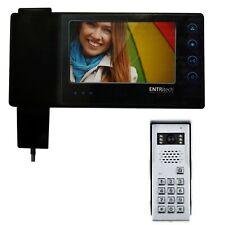 Channel Safety System Video Door Entry Security Doorbell Colour Camera Intercom