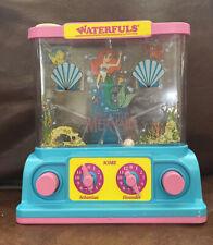 Vintage Waterfuls Toy LITTLE MERMAID Water Game Milton Bradley Ariel