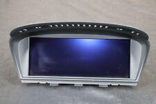 "Wide Screen CIC Navigation Monitor 8.8"" Alpine Navi On Board OEM BMW E60 E90 E92"
