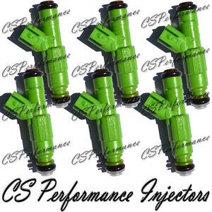 Bosch Fuel Injectors Set for 2001-2007 Dodge Grand Caravan 3.3 V6 02 03 04 05 06
