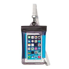 Travelon Floating Waterproof Smart Phone / Digital Camera Pouch / Case - Blue
