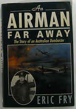 #OB6, Eric Fry AN AIRMAN FAR AWAY H/cover Postage Fast & FREE Ask Agnes