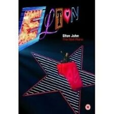 "ELTON JOHN ""THE RED PIANO"" 2 DVD NEW!"