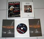 Dvd + libro CLAUDIO BAGLIONI Parole e canzoni OTTIMO
