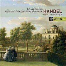 Handel: Organ Concertos Op.7, New Music
