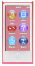 Apple iPod nano 7th Generation 16GB Pink