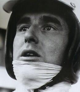 LORENZO BANDINI Formula One Driver Monaco GP F1 Schlegelmilch 9x11 Photo Print