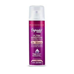 Bombay Shaving Company Ultra Sensitive Shaving Foam 200 ml for Women