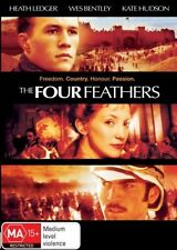 The Four Feathers (DVD, 2013)