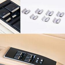 7*For 2013-2017 Lexus ES200 250 300h 350 CT200h Car Window Button Decorate Cover