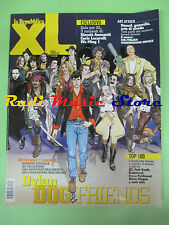 rivista la repubblica XL 24/2007 Dylan Dog  No cd