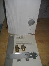 AEG Durchlauferhitzer DDLE EASY 21 electronic 21kw  Neuwertig