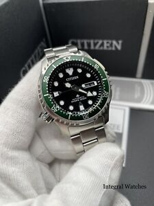 Citizen Promaster Automatic Divers Watch NY0084-89E *UK Seller*