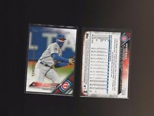2016 Topps Limited Online Exclusive Cubs Javier Baez #668