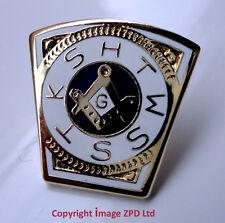 ZP216 Masonic Geometry Square Compass Freemason Royal Arch Mason Mark HTWSSTKS