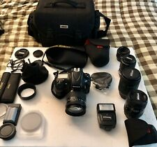 Nikon D800 ULTIMATE PROFESSIONAL PACKAGE 5 Lenses Accessories
